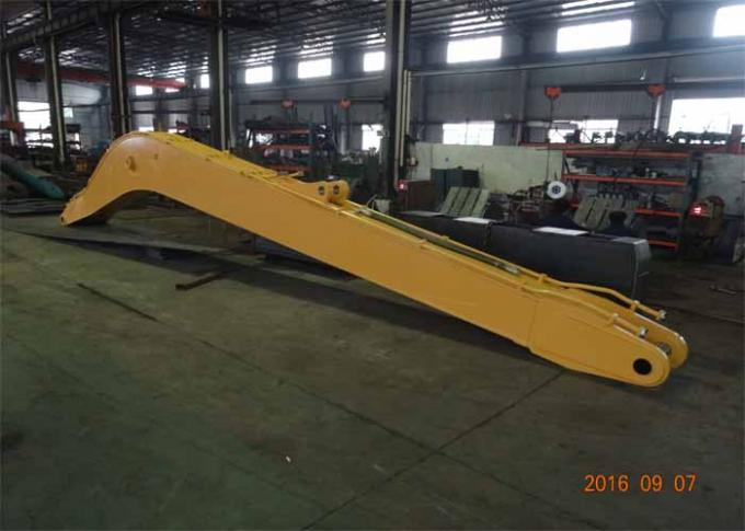 Q345B + Q690D Excavator Long Boom For Caterpillar E200B with 20 Meters Length