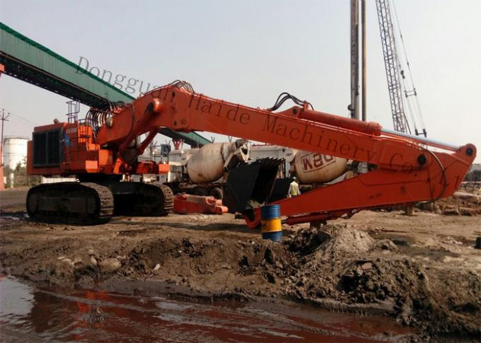 EX1200-5 Excavator Long Reach Boom for India Market with Heavy Duty Work Condition