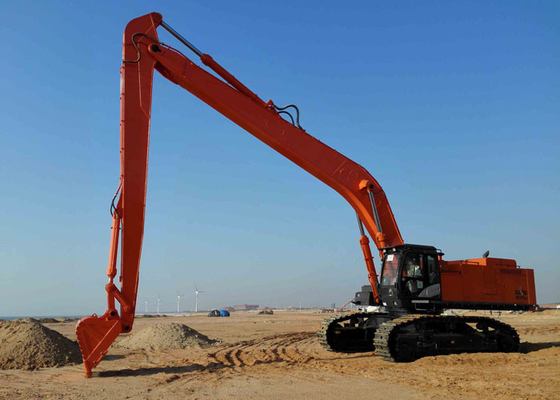 Chiny 21 Meter Hitachi ZX870 Long Boom High Extensions Boom Demolition dostawca