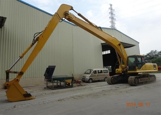 Chiny Komatsu Excavator Parts 22 Metry Long Reach Boom with 4 Ton Counter Weight dostawca