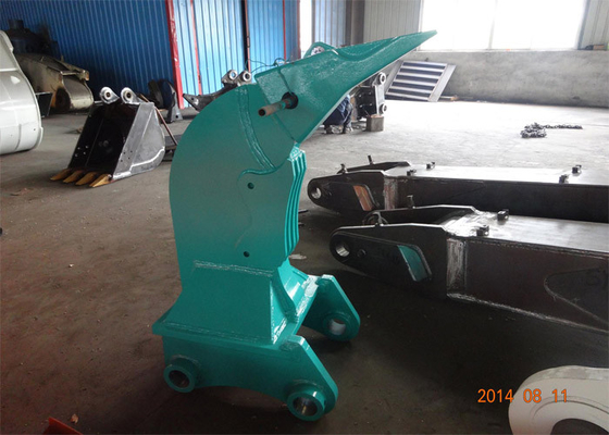 Chiny D9 Excavator Kobelco SK260 Multi Ripper Bucket 100mm Thickness dostawca