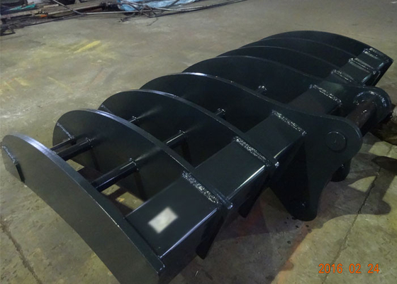 Chiny High Performance Multi Ripper / Rake Bucket Hyundai R290-9 Excavator dostawca