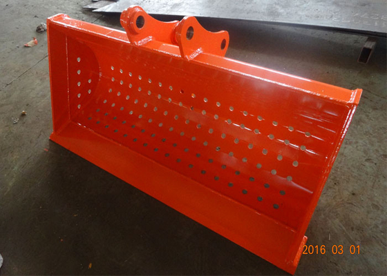 Chiny Professional 1500mm Excavator Skeleton Bucket For Doosan DX75 Excavator dostawca