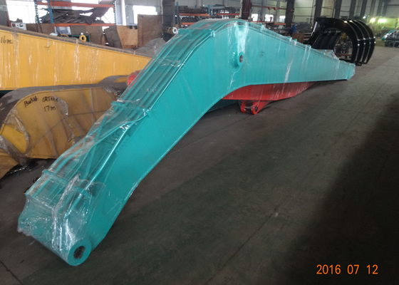 Chiny Kobelco SK260 18 Meter Excavator Long Reach With 0.6 Cum Bucket For Subway Project dostawca