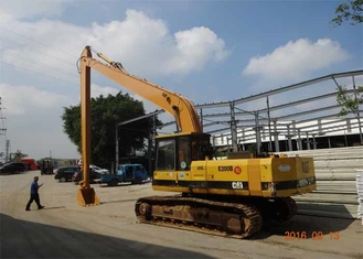 Chiny Q345B + Q690D Excavator Long Boom For Caterpillar E200B with 20 Meters Length dostawca