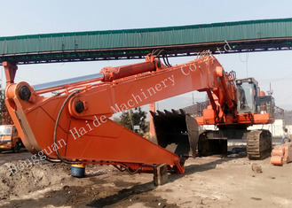 Chiny EX1200-5 Excavator Long Reach Boom for India Market with Heavy Duty Work Condition dostawca