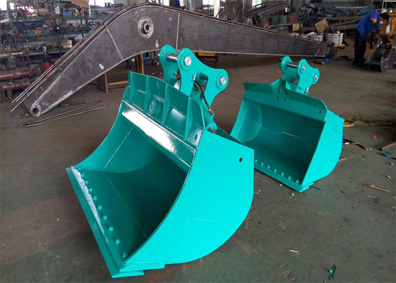 Chiny Heavy Duty 20ton Excavator Tilting Ditching Bucket with Bolted Cutting Edge dystrybutor